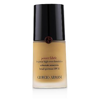 Giorgio Armani Power tyg Longwear hög täckmantel Foundation SPF 25-# 6,25-30ml/1.01 oz