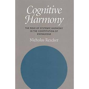 Kognitiv harmoni-betydelsen av systemisk harmoni i konstitutionen o