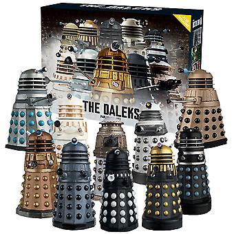 Doctor Who Daleks Parliament 1:21 Scale Figure Set