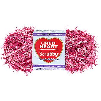 Coeur rouge rabougrie Yarn-Candy E833-934