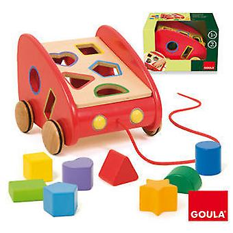 Goula Drag car (Garden , Games , Toys)