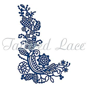 Tattered Lace Lattice hoek sterven