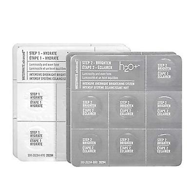 H2O Plus Waterwhite Advanced Intensive Overnight Brightening System 28 x 1ml / 0.03oz