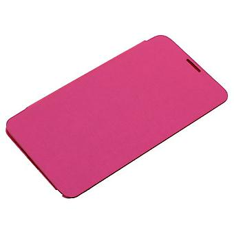 Mobile phone case pouch flip cover compatible to Samsung Galaxy touch 3 GT-N9005 pink