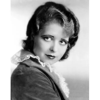 Clara Bow Ca 1928 Photo Print