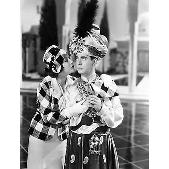 Kid Millions From Left Ethel Merman Eddie Cantor 1934 Photo Print