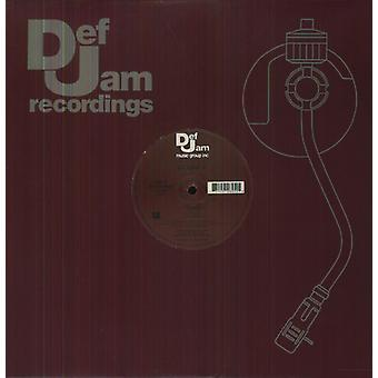 LL Cool J - Take on Off [Vinyl] USA import