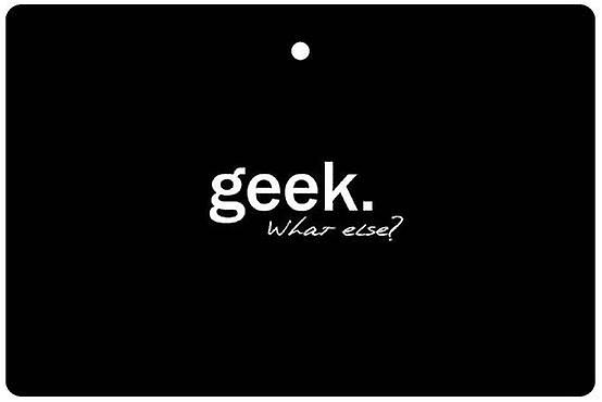 Geek What Else Désodorisant
