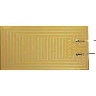 Heating foil self-adhesive 12 Vdc, 12 Vac 40 W Protection type IPX4 (L x W) 600 mm x 300 mm Thermo