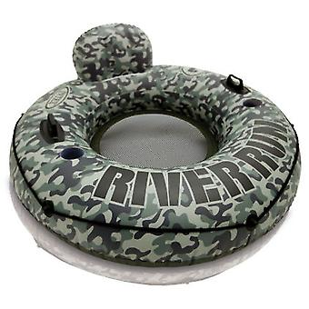 Intex Wheel River Run I Inflatable Camo (Outdoor , Pool And Water Games , Inflatables)