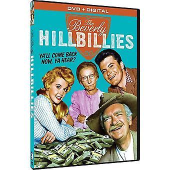 Beverly Hillbillies: Classic TV episoder [DVD] USA importerer