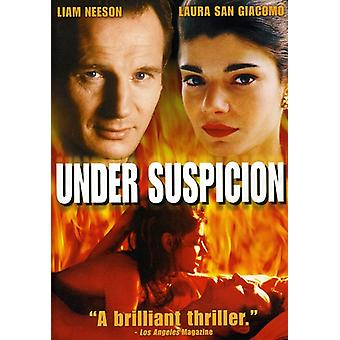 Bajo sospecha [DVD] los E.e.u.u. la importación