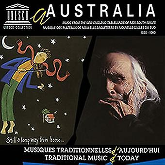 Various Artists - Australien: Musik från the New England [CD] USA import