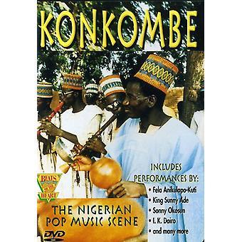 Importazione USA Konkombe-nigeriano Pop musica Sc [DVD]