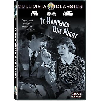 It Happened One Night [DVD] USA import
