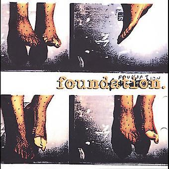 Foundation - Foundation [CD] USA importerer