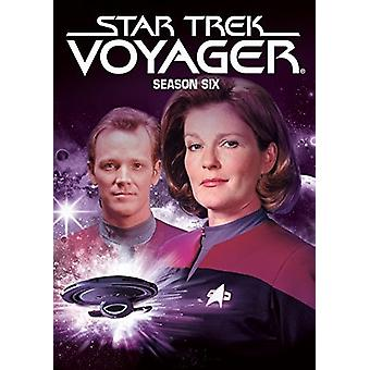 Star Trek: Voyager - Season Six [DVD] USA import