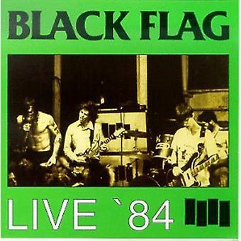 Black Flag - Live '84 [CD] USA import