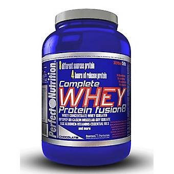 Perfect Nutrition Complete Whey Fusion 8 Strawberry (Sport , Proteine und Kohlenhydrate)
