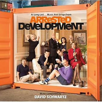 David Schwartz - Arrested Development [música de la serie de televisión] [CD] USA importar