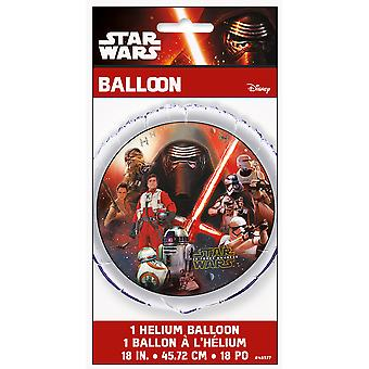 Star Wars The Force Awakens 18 Inches Foil Balloon