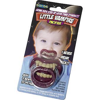 Vampire pacifier Dracula teeth pacifier Halloween