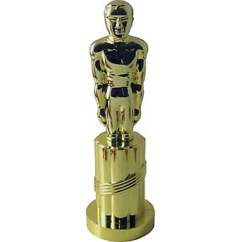 Film Prize decoration gold figure stature golden Hollywood 20 years