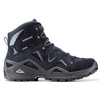 Mænd af Löwa Zephyr GTX midten af vandreture boot Gore-Tex blå - 310550 6930
