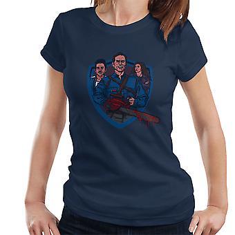 Come Get Some Ash Vs Evil Dead Women's T-Shirt