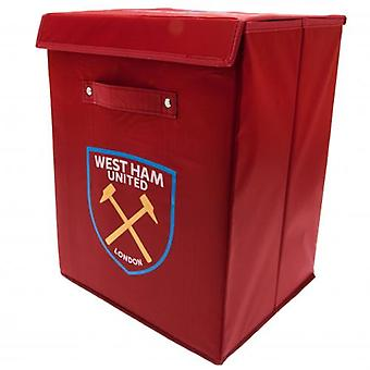 West Ham United Storage Box