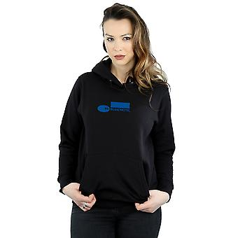 Blue Note Records Women's Simple Logo Hoodie