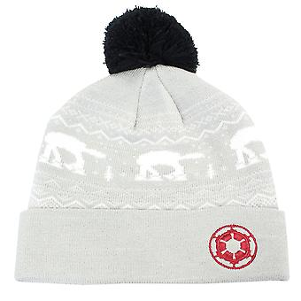 Official Star Was AT AT Bobble Hat / Beanie