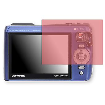 Olympus TG-820 display protector - Golebo view protective film protective film