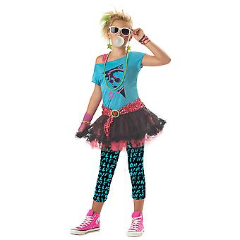 Valley Girl 80s Party Pop Star Katy Perry Cindy Lauper Girls Costume