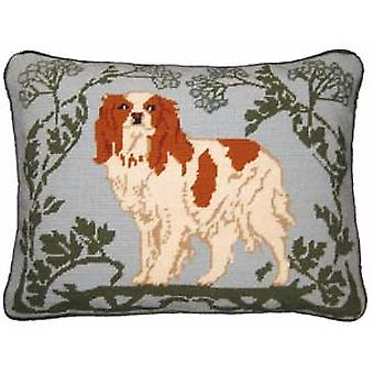 Kit de bordado de Cavalier Blenheim