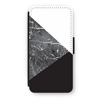 iPhone 6/6S Plus Flip Case - marmor kombination