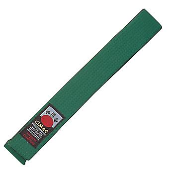Cimac Martial Arts Belt Green 320cm