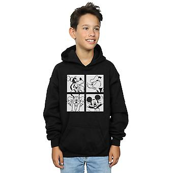 Disney Boys Mickey, Donald, Goofy and Pluto Boxed Hoodie