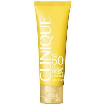Clinique Sun Facial Cream 50 ml SPF  (Cosmetics , Body  , Sun protection)