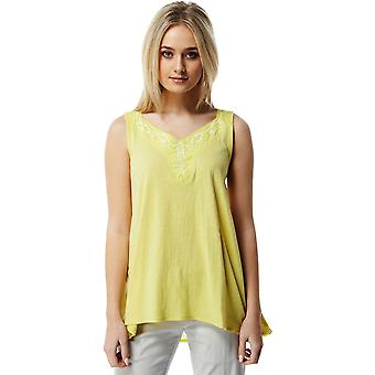 Craghoppers Damen/Damen Scarlett Cotton v-neck Weste T-Shirt Top