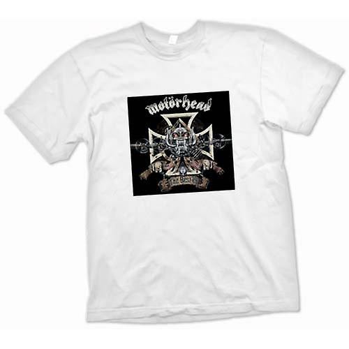 Womens T-shirt - Motorhead - Best Of Rock Metal
