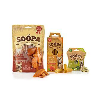Soopa Variety Pack Dog Treats -2