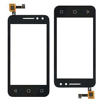 Display touch screen digitizer black for Alcatel pixi 4 4 inch spare parts
