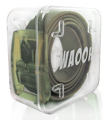 Waooh - Ceinture Plastique Waooh Taupe