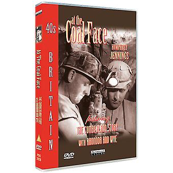At the Coal Face DVD