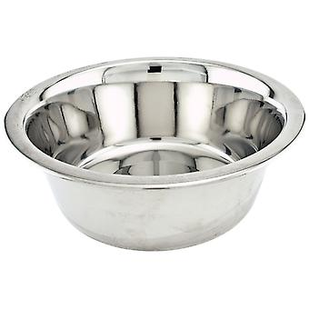 Economy Stainless Steel Dish 2qt-