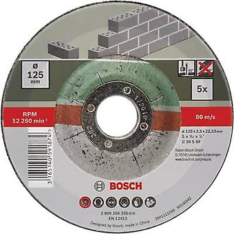 Disco da taglio (di off-set) 125 mm 22,23 mm/PC Bosch Accessori C 30 S BF 2609256335 5