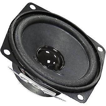 Visaton FR 7 2.5  6.4 cm Wideband speaker chassis 5 W 4 Ω