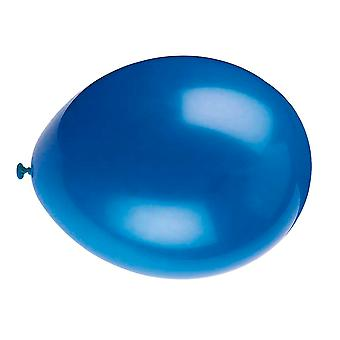 10 Helium Quality Evening Blue Balloons | Party Balloons Birthday Wedding