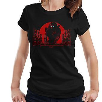 Killer Beats DJ Predator Women's T-Shirt